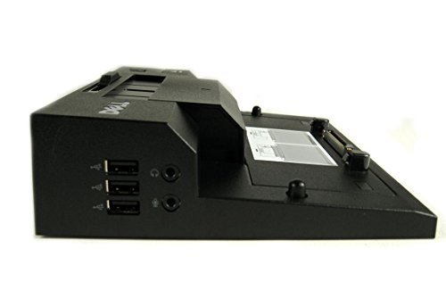 Dell E-Port Replicator PR03X 3.0 USB Docking Station W/O Adapter (Certified Refurbished) by Dell (Image #8)