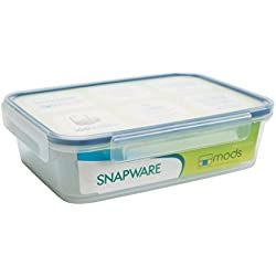 Snapware 1098420 4.5 Cup Medium Rectangle Storage Container