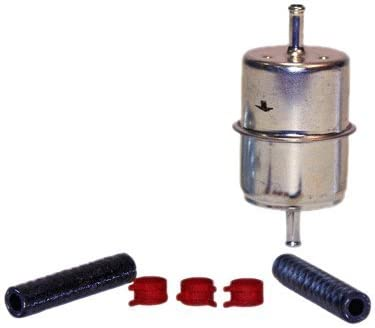 Wix 33001 Complete In-Line Fuel Filter Pack of 1