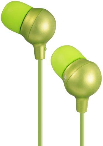 JVC HAFX30G Headphone, Marshmallow, Green (Discontinued by Manufacturer) -