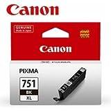 Canon CLI-751 BK XL Ink Tank (Black)