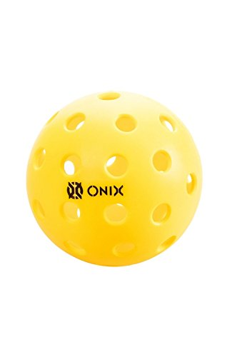 Onix Pure 2 Outdoor Pickleball Balls - (3-Pack)