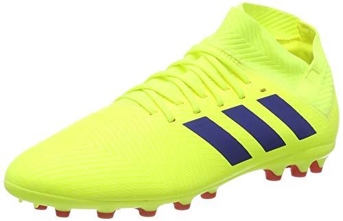 solar 3 active Botas Adidas Red Para J Niños Red Ag football Nemeziz Solar Yellow De Amarillo Fútbol Blue 18 EZqnqPR