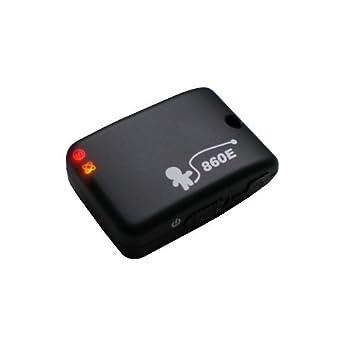 El más pequeño del mundo registrador de rutas GPS con sensor de movimiento, A-