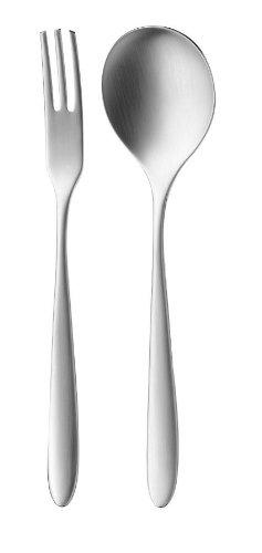 Auerhahn 22 8352 0253 Silk Pasta-Set matt, 8-teilig