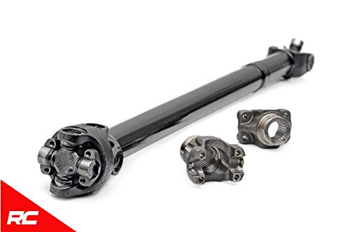 Rough Country Rear Drive Shaft Compatible w/ 2007-2011 Jeep Wrangler JK 2DR w/ 3.5-6
