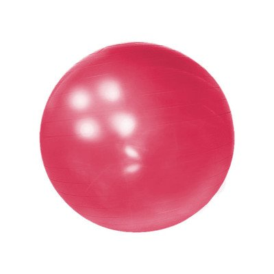 Yoga Direct 1-Pound Weighted Pilates Ball, Red by Yoga Direct
