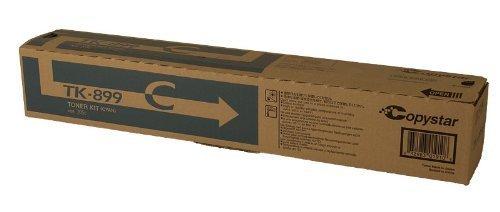 Laser Printer Toner Cartridge - KYOCERA TK-899C