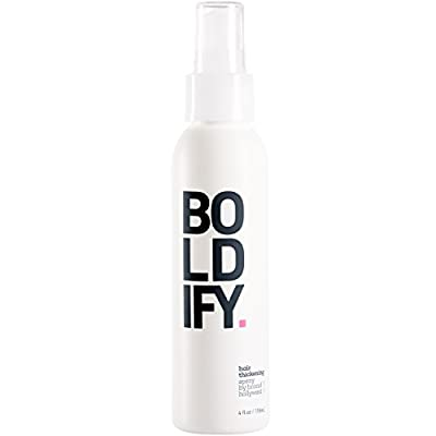 Cheapest BOLDIFY Hair Thickening Spray - Get Thicker Hair in 60 Seconds - Instant Volumizing, Texture and Body for All Hair Types from BOLDIFY - Free Shipping Available