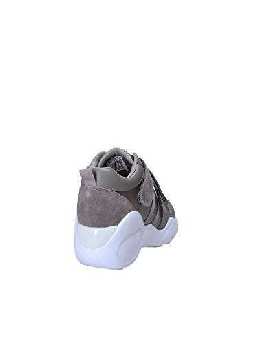 Grigio Alta Fornarina Donna Sneakers PE18UP5966O006 fIvqXz