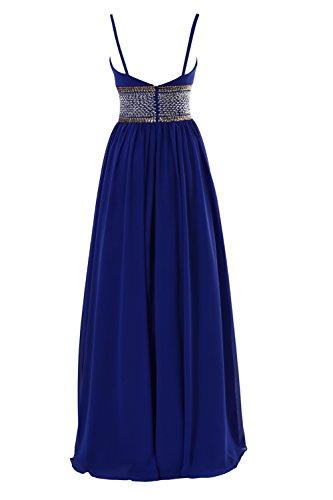 Abendkleid Damen Für Yiyadawn Langes Elegantes Purpur Partykleid