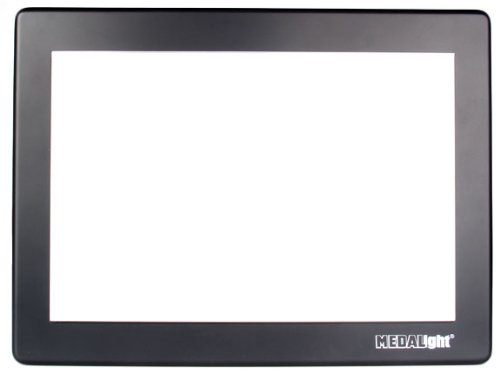 Bower SV400 12 x 8 Inches Ultra-Thin Flourescent MEDALight Panel with AC adaptor