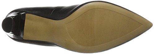 Caprice 22402, Zapatos de Tacón para Mujer Negro (Black Nappa)