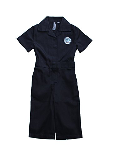 Knuckleheads - Infant and Baby Boy Grease Monkey Coveralls (3T, Girl (Costumes In Your Closet Ideas)