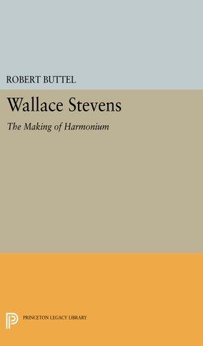Wallace Stevens: The Making of Harmonium (Princeton Legacy Library) PDF Text fb2 book