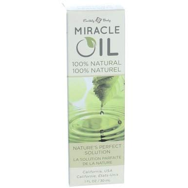 Price comparison product image Earthly Body Miracle Oil (Soothing Formula),  1 oz.