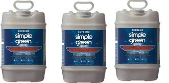 Simple Green 13405 Extreme Aircraft and Precision Cleaner, 5 Gallon Bottle (3-(Pack))