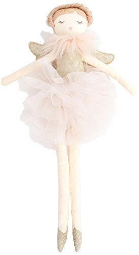 Mon Ami Angel Designer Plush Doll, Pink, (Angel Doll)