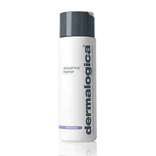 dermalogica ultracalming cleanser, for face and eyes, 8.4 Fl Oz