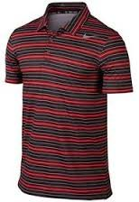 (Nike Rally Sphere Stripe Polo)