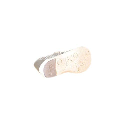 Primigi - Primigi Bailarinas Niña Plata Cuero Tejido Velcro 81430 - Plata, 20