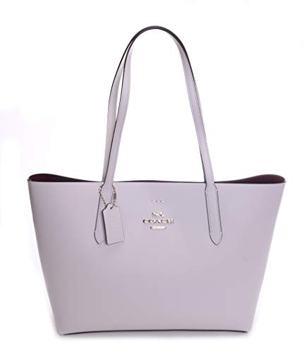 (Coach Women's Avenue Tote No Size (Im/Chalk Wine) )