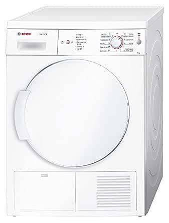 Bosch Serie | 4, 7Kg Condenser Tumble Dryer- WTE84106GC