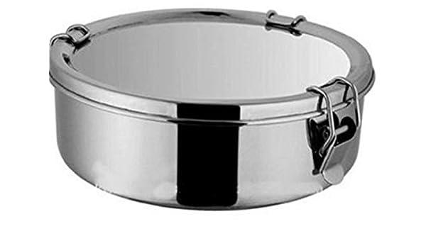 Flanera - Molde de acero inoxidable. Capacidad de 1,0 ...