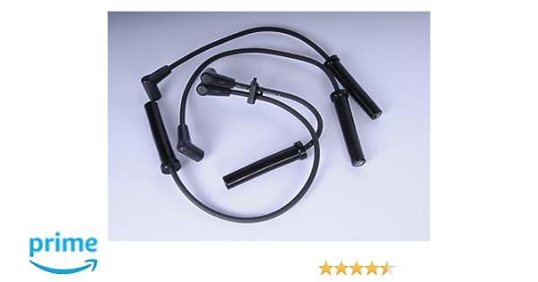 ACDelco 746V GM Original Equipment Spark Plug Wire Set