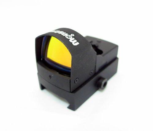 UPC 682017413136, Monstrum R04G Ultra Compact Green Dot Reflex Sight with Weaver/Picatinny Rail Mount