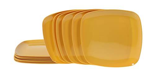 Plate 10.5 Melamine (Handi-Ware Bulk Multi-Pack Melamine Blend 10.5