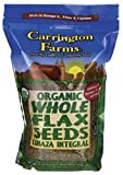 Carrington Farms Whole Flax Seeds (6x15OZ )