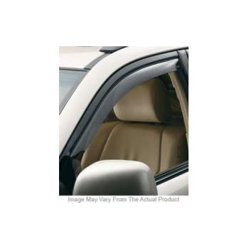 WeatherTech Custom Fit Front /& Rear Side Window Deflectors for Infiniti QX56 Dark Smoke