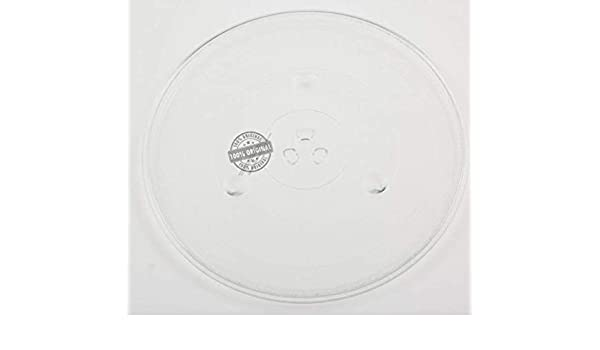 Horno de microondas MW7825 plato giratorio de cristal (diámetro ...
