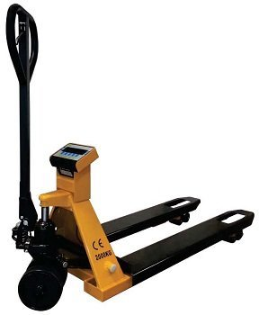 Printer Pallet Truck peseur 2000 kg/1 kg Version without