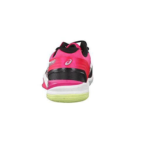 Asics - Gelblast 6 9093 Womens - E463Y9093 - Color: Negro-Rosa - Size: 37.5