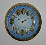 Blessed Virgin Mary Musical Clock