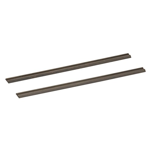 Silverline 125629 Hartmetall-Hobelmesser, 2er-Pckg. 82 x 5,5 x 1,1 mm