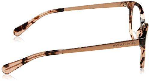 48d2dbdc8c MICHAEL KORS Eyeglasses MK4035 AMBROSINE 3205 Pink Tortoise