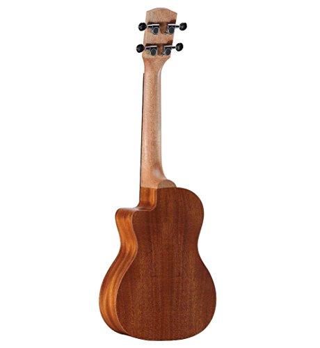 s RU22CCE Concert Size Electric/Acoustic Mahogany Ukulele ()