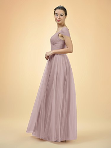 A Sweetheart Prom Tulle Long Navy Line Bridesmaid Evening Women Alicepub Dress Gown s OqFdPwBn