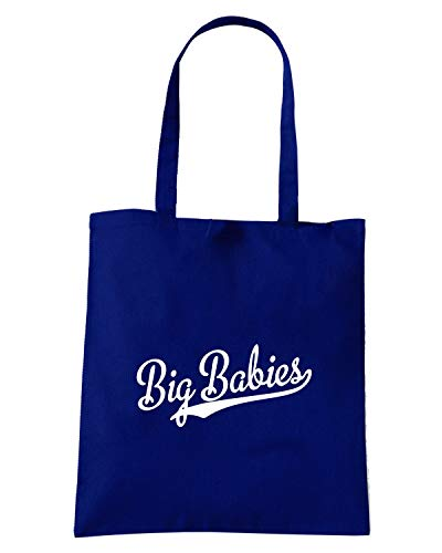 FUN0762 Shirt BABIES SOFTBALL Speed Blu Shopper BIG BASEBALL Navy Borsa wFnxvPqH