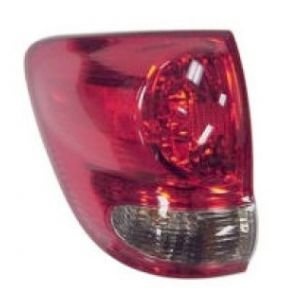Toyota Sequoia Tail Lamp - Rear Brake Light Taillight Lamp Left LH Driver Side for 05-07 Toyota Sequoia