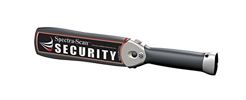 Whites White's Spectra Scan Handheld Security Metal Detec...