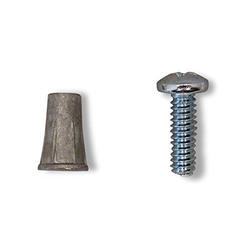 [해외]화강암 용 언더 마운트 싱크 용 스크류 앵커 Zered100 개/Zered100 pcs of Anchor with Screw for Undermount Sink for Granite