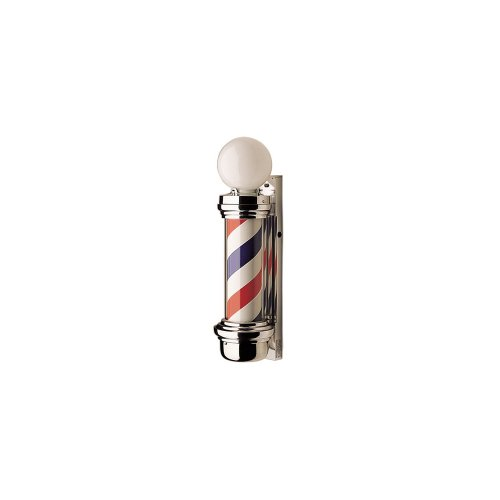 - William Marvy Model 55 Barber Pole, Two-Light