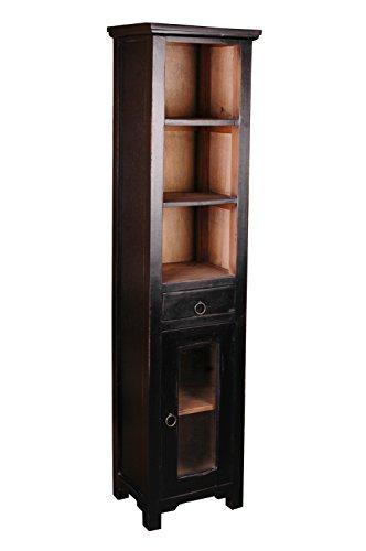 Buy sunset trading cottage narrow bookcase