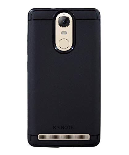 COVERNEW Hard Back Cover for Lenovo Vibe K5 Note   A7020a48   Black