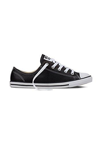 Converse, Sneaker donna nero Black