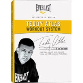 Everlast Ring - Everlast Greatness is Within Teddy Atlas Workout System CD